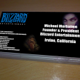 "In a move that can only be described as ""really amazingly stupid"" Blizzard has been accidentally distributing subscriber's passwords to business clients via their business cards. The error, believed to […]"